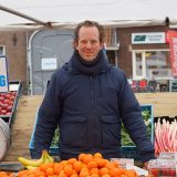 Groente en Fruithandel Pijnappels