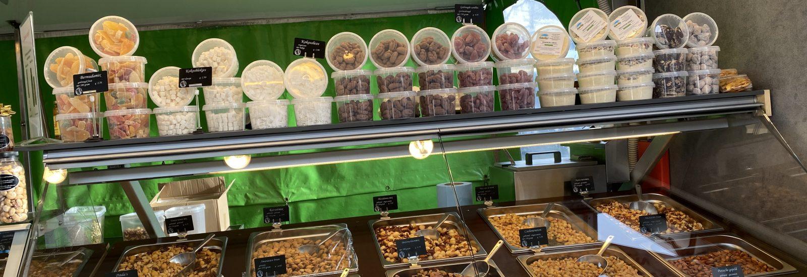 Vers gebrande pistache in dop (gezout) 250 gram voor €4,95