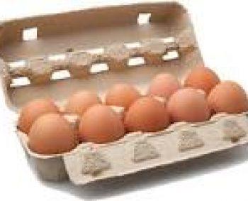 1 ds. eieren bij aankoop van min. 500 gr. goudse kaas max 2 ds.