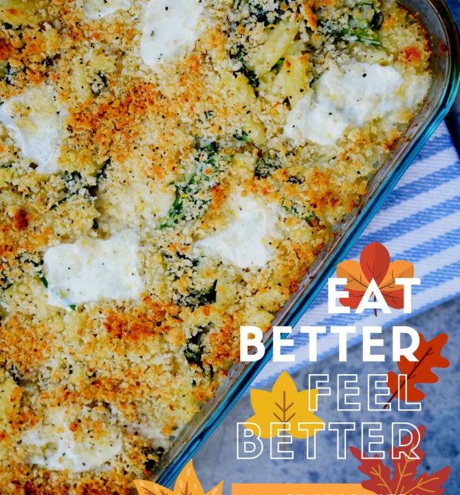 Vis broccoli ovenschotel