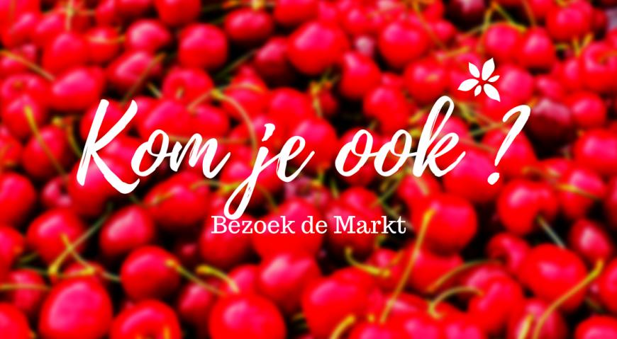 Bezoek de Markt!