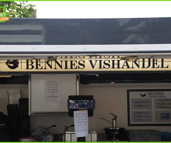 Bennie's Vishandel
