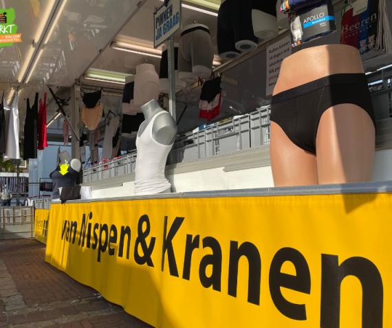Van Nispen & Kranen onder- en beenmode